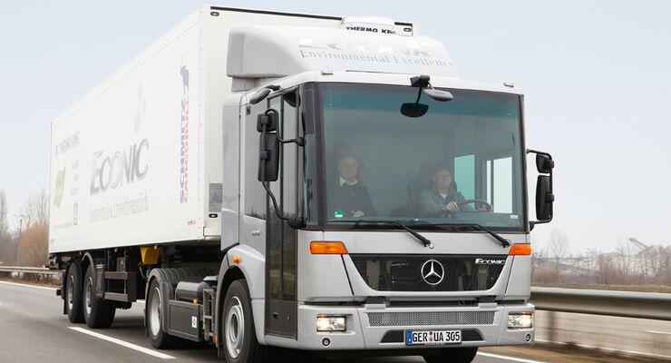 Mercedes Econic 1828 NGT