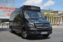Mercedes Sprinter Minibusse (Leserwahl 2018)