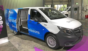Mercedes Sprinter Vito Vans Transporter Aufbau Aufbauten Kipper Kasten Kombi Bus Doppelkabine Zugmaschine Sattelzugmaschine