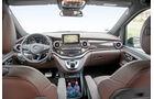 Mercedes V-Klasse, Cockpit
