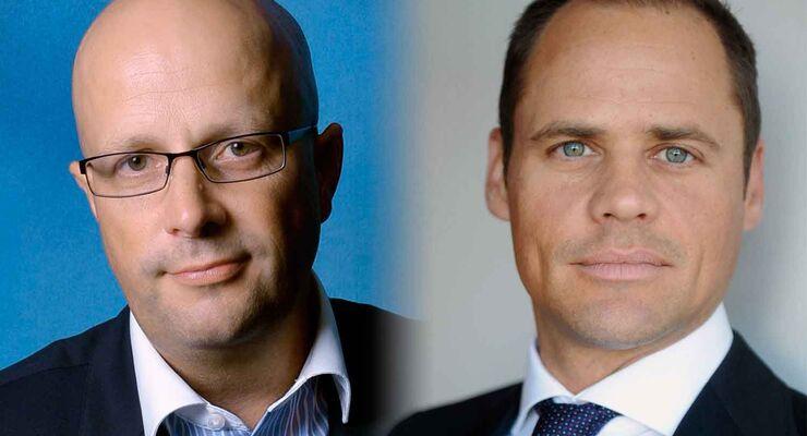 Michael Hollstein, Frank Sobotka, DSV