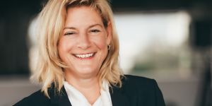 Monika Thielemann-Hald, Global Head of Automotive Logistics bei Hellmann