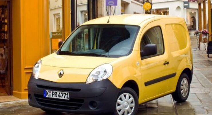 Neue Diesel für Renault Kangoo Rapid