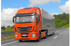 Neue Lkw-Kabinen, Stralis Hi-Way, Truck of the Year
