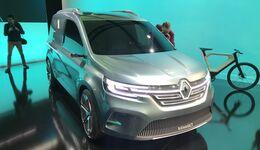 Neuer Renault Kangoo (2020)