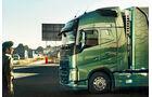 Neuer Volvo FH – Kabine, Fahrerhaus