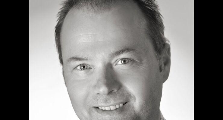 Niels-Jorgen Jensen, Vertriebsleiter Volvo Trucks