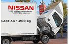 Nissan Cabstar 35.13, Fahrerhaus