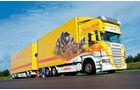 Nordic Trophy Schweden, Truck: Scania R 730