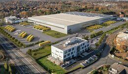 Nosta, Nosta Group, Logistik, Logistikzentrum, Neubau, Spatenstich