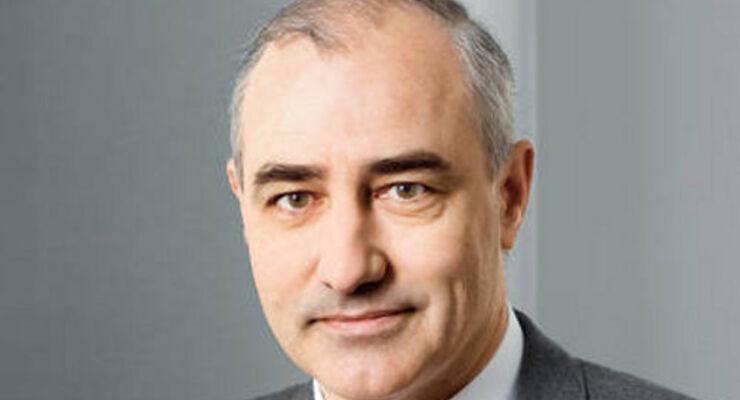 Pachta-Reyhofen ist Vorstandsprecher von MAN Nutzfahrzeuge