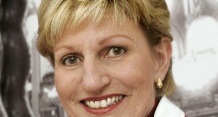 Petra Bormund leitet Hellmann-Marketing