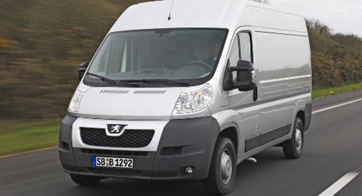Peugeot setzt auf Ganzjahresreifen