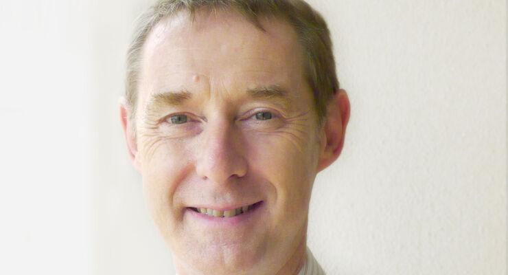 Philip Owen, Leiter der Abteilung C2 Transport und Ozon, Europäische Kommission, DG Klima