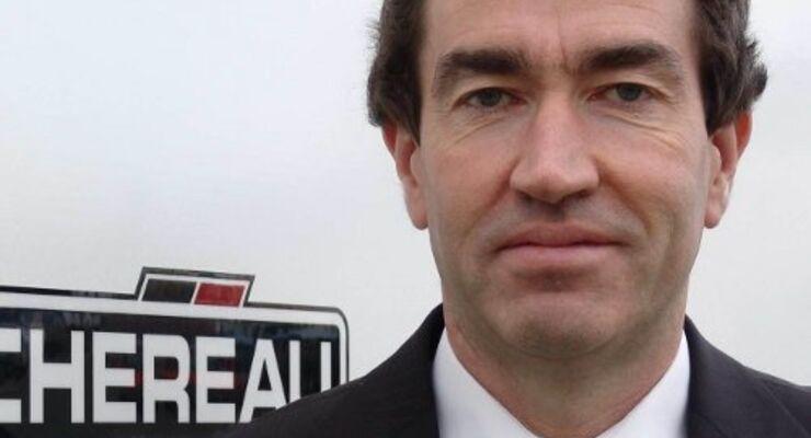 Philippe Legendre ist neuer Vertriebs- und Marketingleiter bei Chereau