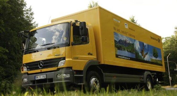Pilotversuch mit Diesel aus Palmöl