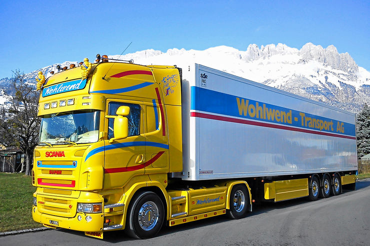 Pinnwand, Wohlwend, Transport, Markus Dürr