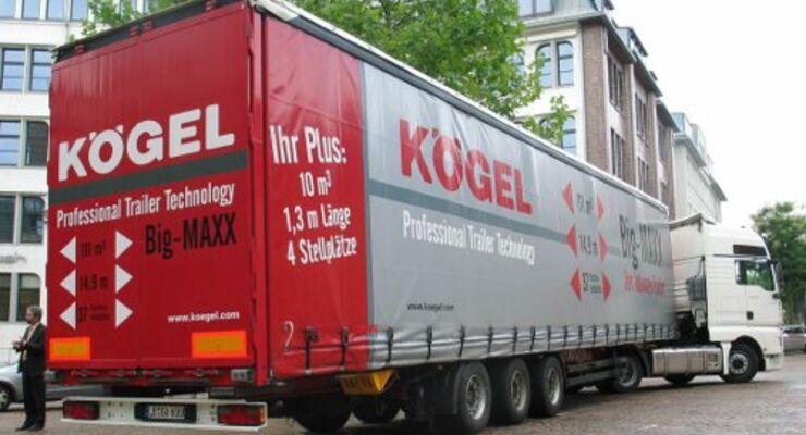 Polen genehmigt den Big-Maxx