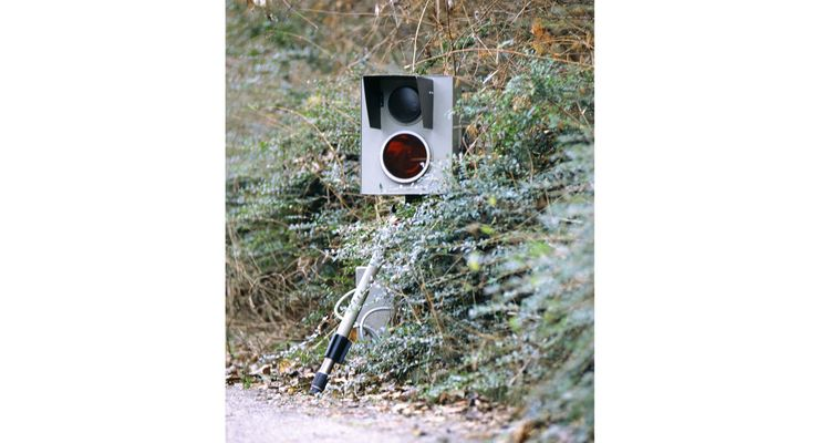 Polizei,  Geschwindigkeitskontrolle, Radar, Blitzen,  Blitzer, Radarkontrolle EVS Report 2012