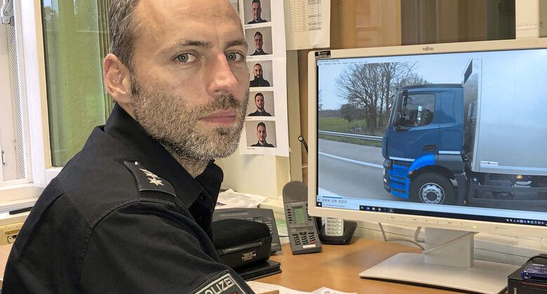 Polizeihauptkommissar, phk, cliff, sprenger