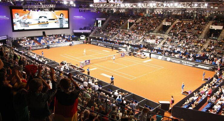 Porsche Arena, Tennis Grand Prix