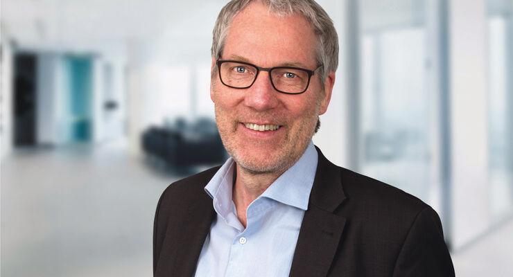 Portrait von Thomas Pirke