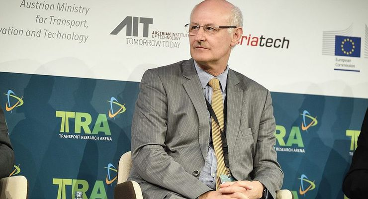 Prof. Alan McKinnon