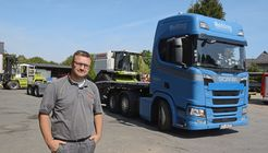 Profi 11/2019 11/19 Bergrath Michael Markwart Reiling Scania