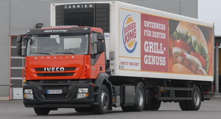 QSL, Burger King, Russland, Frankreich, 2013