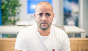 Rachid Touzani CEO Cargosteps