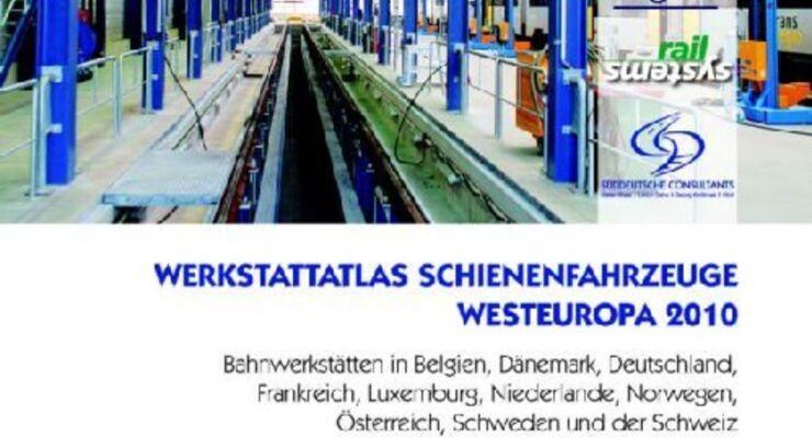 Rail-Assets veröffentlicht Werkstattatlas