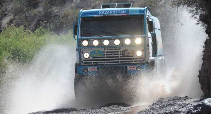 Rallye Dakar 2012