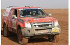 Rallye des Gazelles, Isuzu