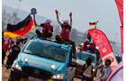 Rallye des Gazelles, Mercedes, Sieger