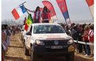 Rallye des Gazelles, VW, Sieger