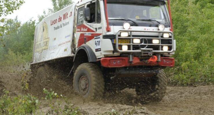 Rallye- und Race Truck zum Verkauf
