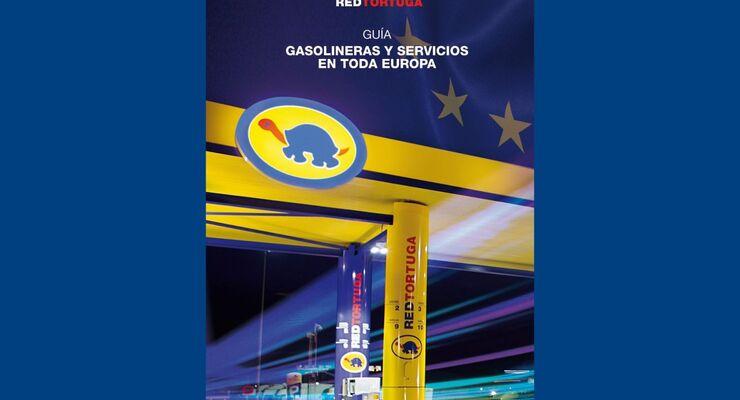 Redtortuga, Tankstellennetz, Spanien