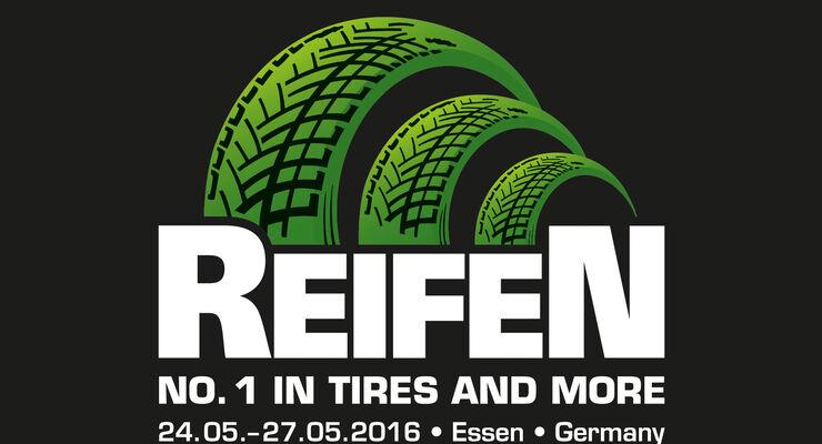 Reifen Messe Essen 2016