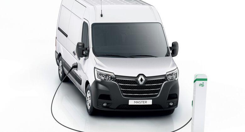 Renault Facelift für Transporter