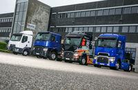 Renault Fahrerhaus-Vergleich