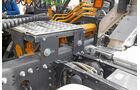 Renault Lander Optitrack, Hydraulikpumpe