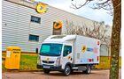 Renault Maxity Brennstoffzelle