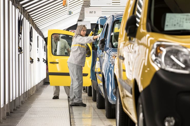 Renault-Nissan-Mitsubishi-Produktion in Frankreich