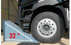 Renault Trucks K, 24 Zoll-Bereifung