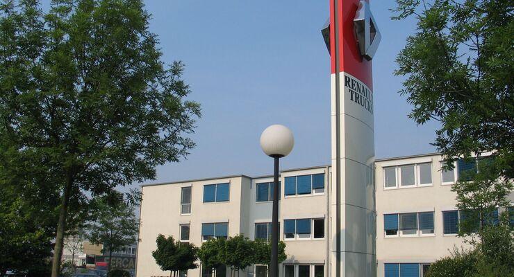 Renault Trucks, Zentrale, Brühl, Schließung
