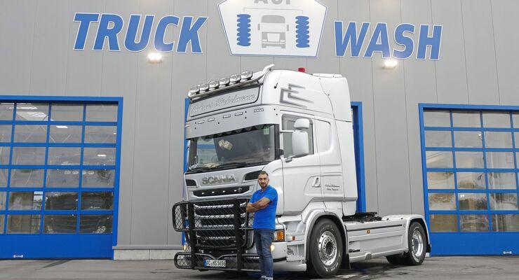 Report Truck Wash A61, FF 5/2019