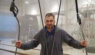Report Truck Wash A61, Santo Zavattieri, FF 5/2019