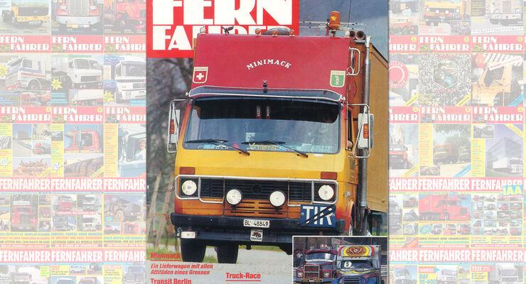 Roman Bont, Titelthema der 80er-Jahre, Fernfahrer, Titel, 1984