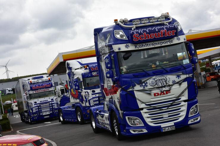 Rüssel Truck Show