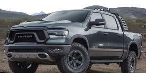 SEMA 2018 Mopar RAM Pick-up-Trucks